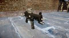 Пистолет-пулемёт UMP45 Carbon Fiber