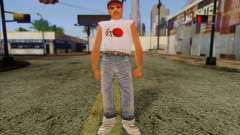 Cuban from GTA Vice City Skin 1 для GTA San Andreas