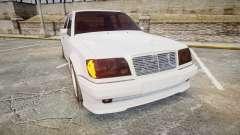 Mercedes-Benz E500 1998 Tuned Wheel White