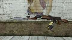 AK47 from Firearms v1