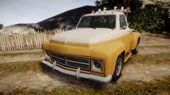 Vapid Tow Truck Jackrabbit v2 для GTA 4