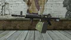 Пулемет Ares Shrike для GTA San Andreas