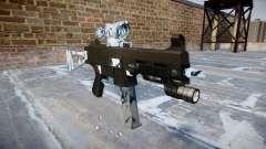Пистолет-пулемёт UMP45 Skulls