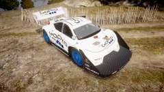 Suzuki Monster Sport SX4 2011 для GTA 4