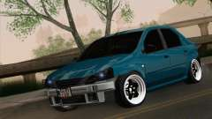 Dacia Logan 1.6 DJ для GTA San Andreas