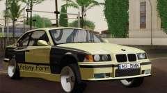 BMW M3 E36 купе для GTA San Andreas