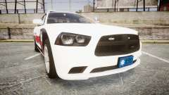 Dodge Charger RT 2013 LC Sheriff [ELS] для GTA 4