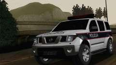Nissan Pathfinder Policija для GTA San Andreas