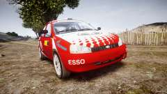 ВАЗ-1119 Калина RallyCross
