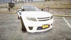 GTA V Cheval Fugitive LS Liberty Police [ELS] Sl