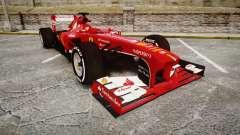 Ferrari F138 v2.0 [RIV] Alonso TMD для GTA 4
