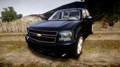 Chevrolet Avalanche 2008 Undercover [ELS] для GTA 4