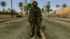 The Expendables 2 Enemy для GTA San Andreas