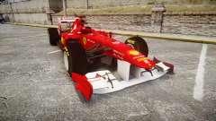 Ferrari 150 Italia Alonso