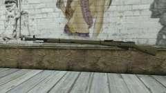 Винтовка Мосина v7 для GTA San Andreas