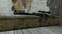 ВАЛ from Half - Life Paranoia для GTA San Andreas