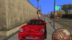 Спидометр HITMAN для GTA San Andreas