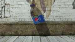 Ядерная Пепси для GTA San Andreas