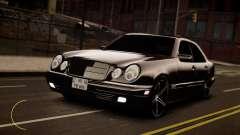 Mercedes-Benz E55 AMG для GTA 4