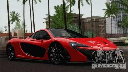 McLaren P1 HQ для GTA San Andreas