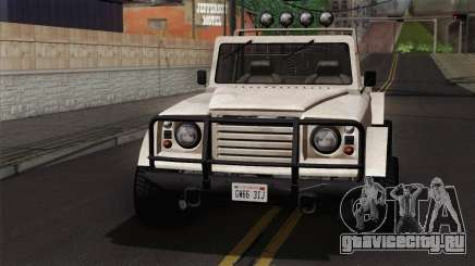 Canis Bodhi V1.0 Army для GTA San Andreas
