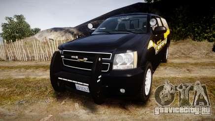 Chevrolet Suburban [ELS] Rims1 для GTA 4