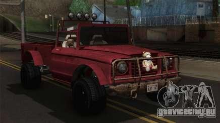 Canis Bodhi V1.0 Rusty для GTA San Andreas