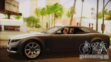 Lampadati Felon (IVF) для GTA San Andreas