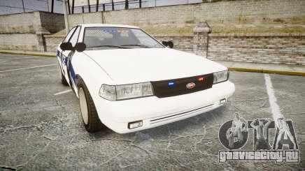 GTA V Vapid Cruiser LP [ELS] Slicktop для GTA 4