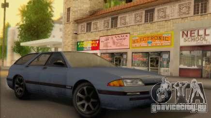 GTA 5 Stratum для GTA San Andreas