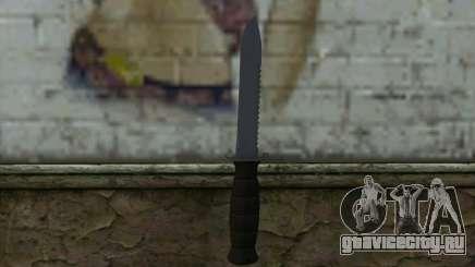 Боевой нож (DayZ Standalone) v2 для GTA San Andreas