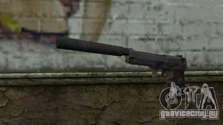 M9A1 Beretta from Spec Ops: The Line для GTA San Andreas
