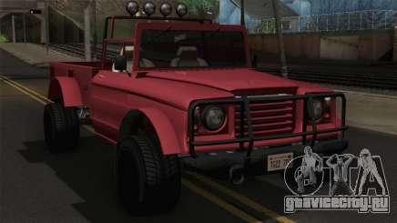 Canis Bodhi V1.0 Clean для GTA San Andreas