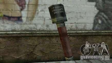 M24 Колотушка from Day of Defeat для GTA San Andreas