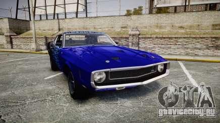 Shelby GT500 428CJ CobraJet 1969 для GTA 4