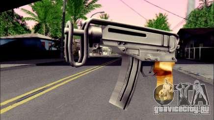 Škorpion vz. 61 для GTA San Andreas