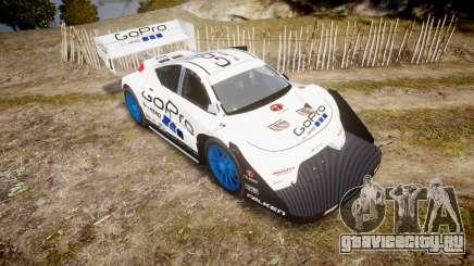 Suzuki Monster Sport SX4 2011 для GTA 4