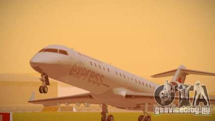 Bombardier CRJ-700 Air Canada Express для GTA San Andreas