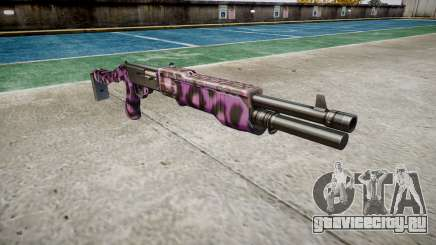 Ружьё Franchi SPAS-12 Party Rock для GTA 4