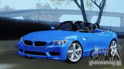 BMW Z4 sDrive28i 2012 Stock для GTA San Andreas