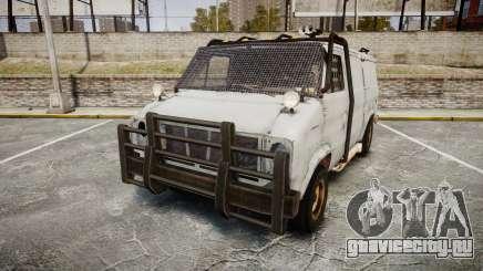 Kessler Stowaway Rusty для GTA 4