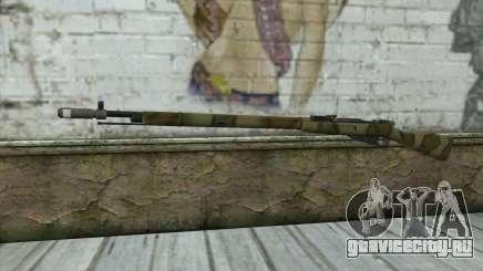 Винтовка Мосина v8 для GTA San Andreas