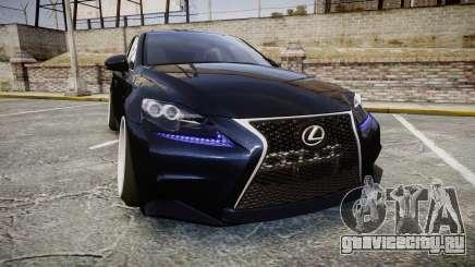 Lexus IS 350 F-Sport для GTA 4