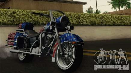 Western Sovereign для GTA San Andreas