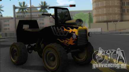 Sweeper from GTA 5 для GTA San Andreas