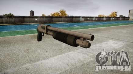 Помповое ружьё Mossberg 500 icon3 для GTA 4