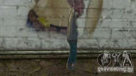 Knife from Metro 2033 для GTA San Andreas
