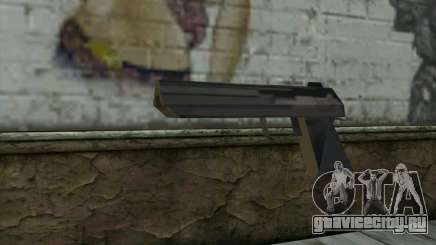 Desert Eagle from Cutscene для GTA San Andreas