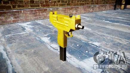 Golden Uzi для GTA 4