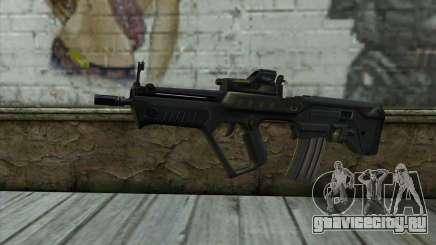 TAR-21 Bump Mapping v1 для GTA San Andreas
